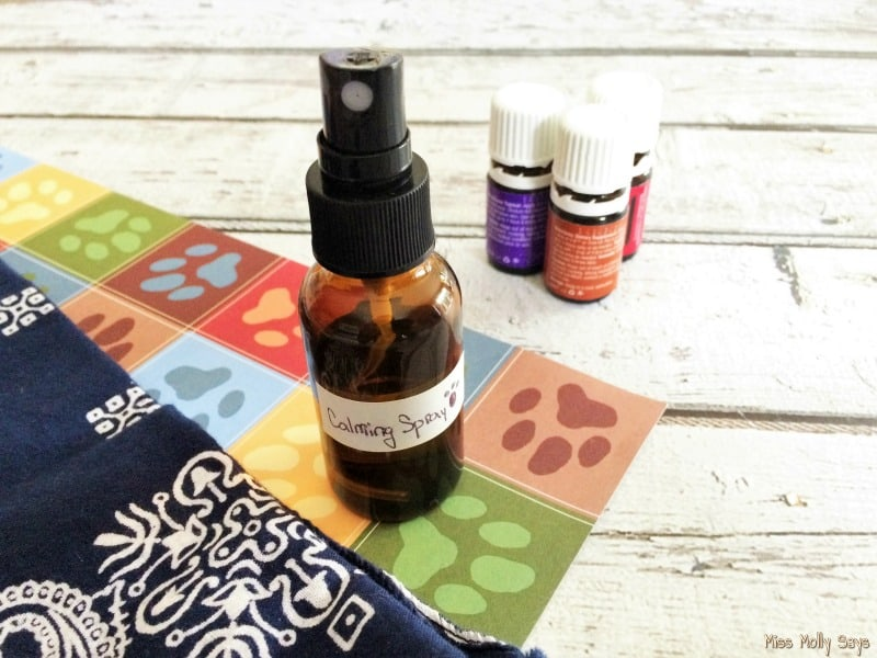 Calming Spray for Dogs