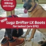 #Win a pair of Lugz Drifter LX Boots for ladies (arv $70)! - ends 7/29 US Only