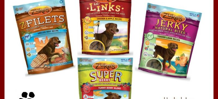 #Win a Zuke's Dog Treats Prize Package OR $20 Amazon GC! #PetandPeopleFoodHop – ends 9/5 US Only