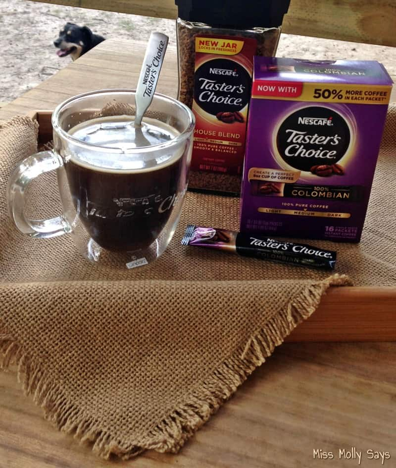 NESCAFÉ® Taster's Choice® to #CraftEachDay