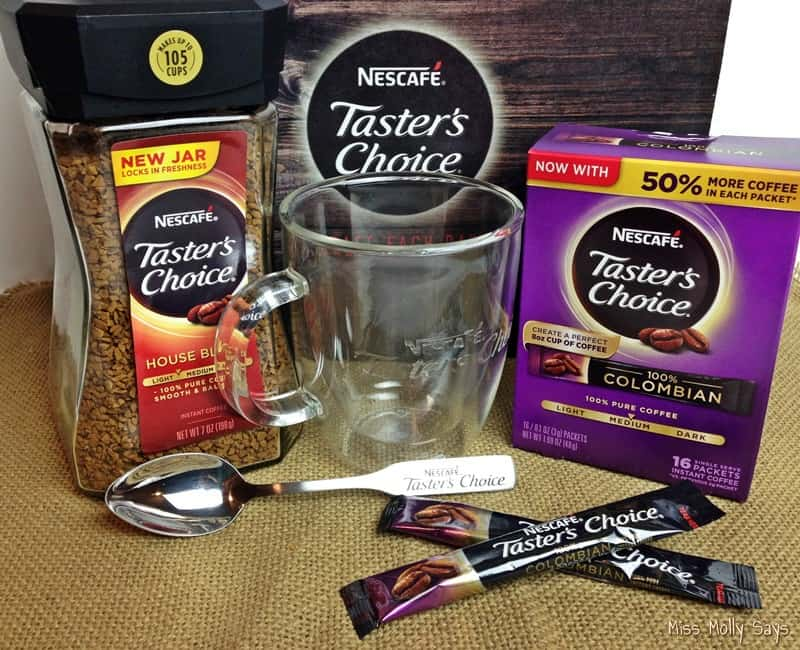 My Lady Loves NESCAFÉ® Taster's Choice® to #CraftEachDay