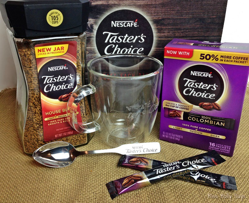 NESCAFÉ® Taster's Choice® #CraftEachDay