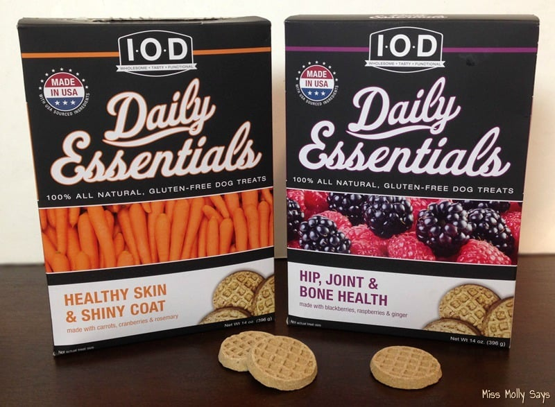 Isle of Dogs Daily Essentials Dog Treats