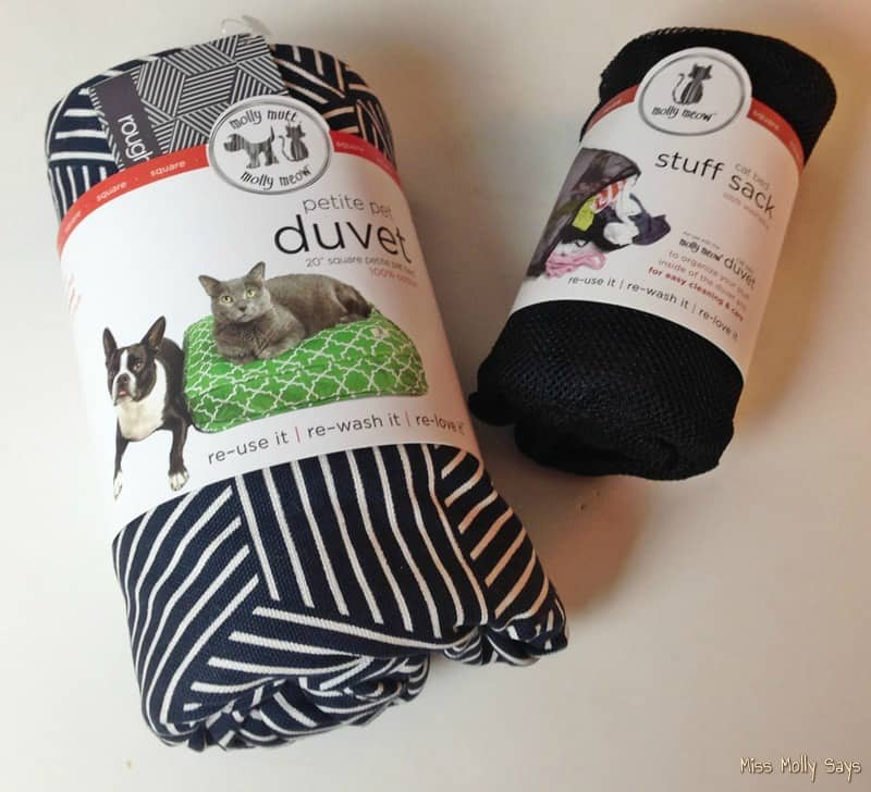 Molly Mutt Dog Bed Duvet and Stuff Sack