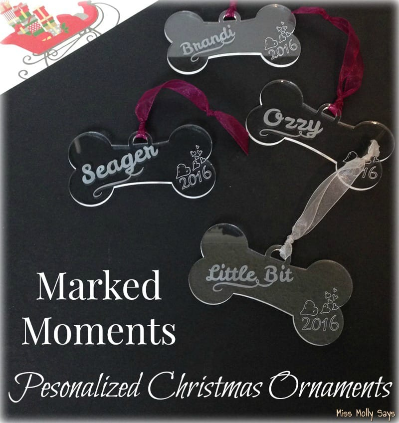 Marked Moments Personalized Christmas Ornaments: A Family Tradition