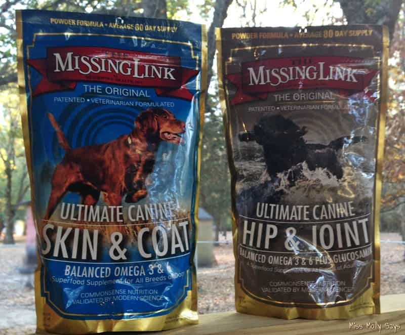 The Missing Link Superfood Supplements