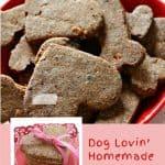 Dog Lovin' Homemade Dog Treats Recipe