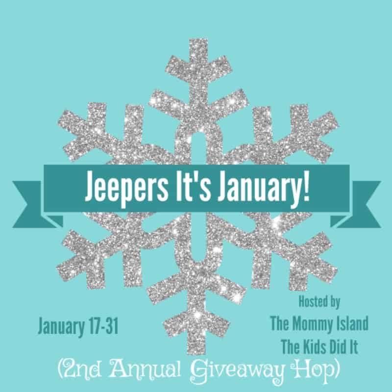 Jeepers It's January 2017 giveaway hop