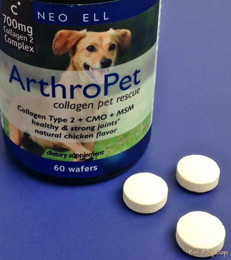NeoCell ArthroPet Collagen Supplements