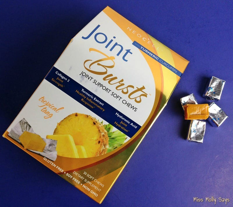 NeoCell Joint Burst Joint Support Soft Chews