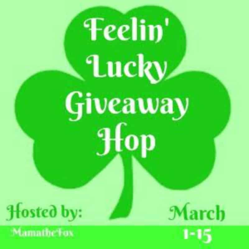 Feelin' Lucky Hop button