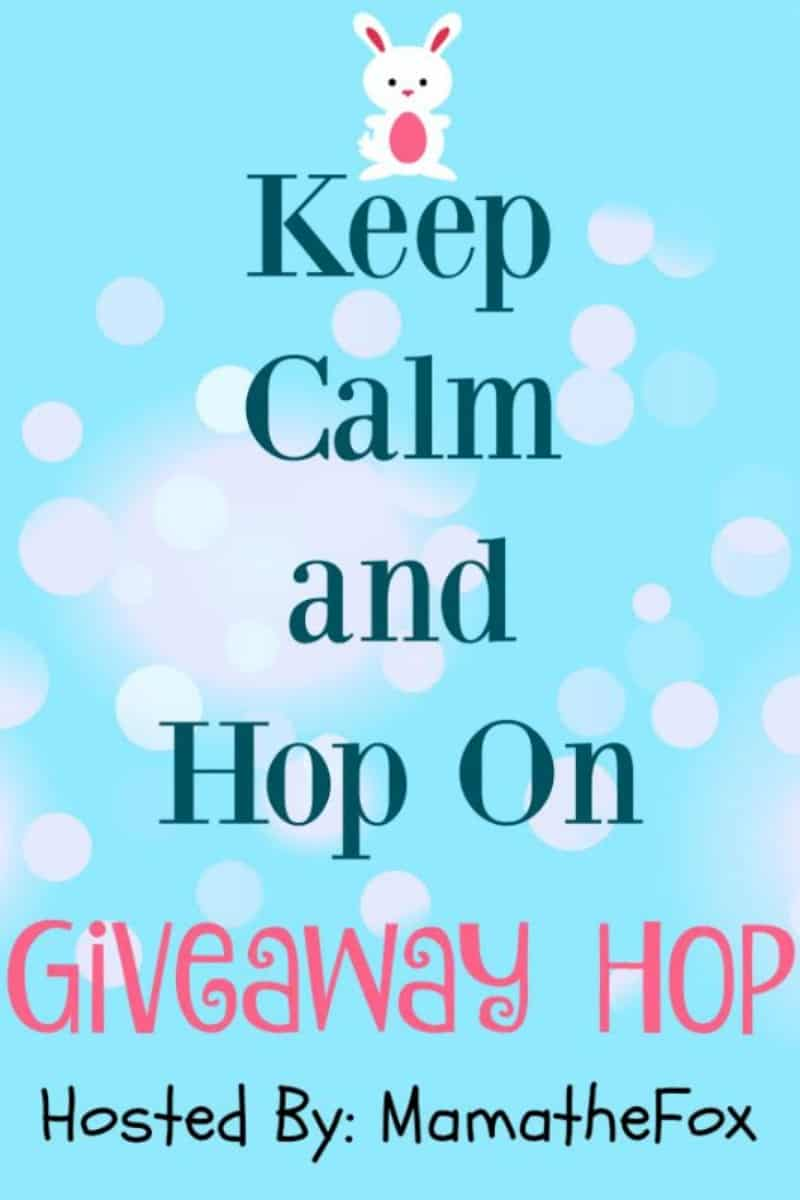 Keep Calm Giveaway Hop