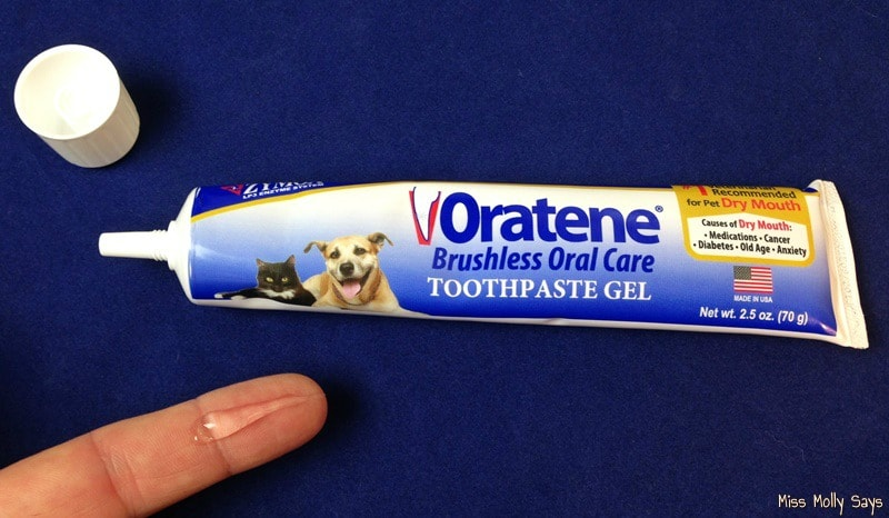 Oratene Brushless Toothpaste Gel