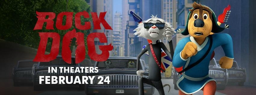 Rock Dog In Theaters