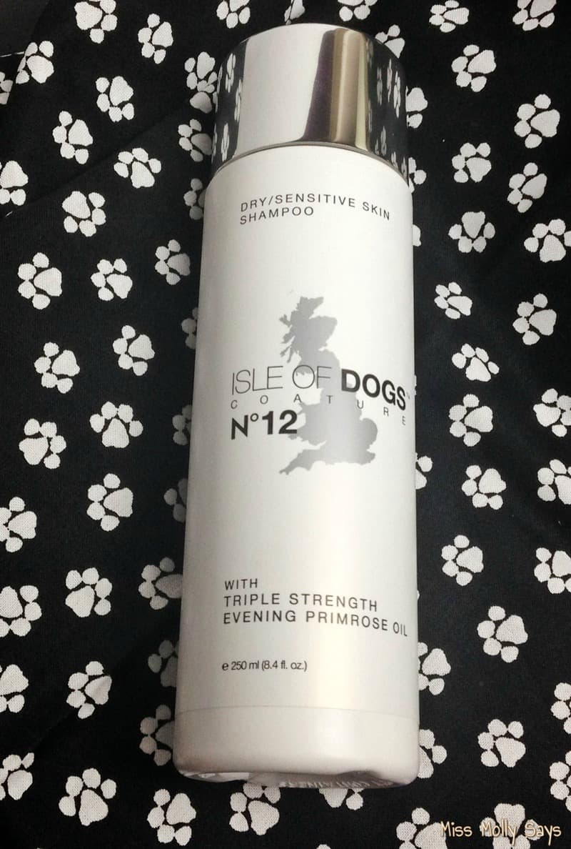 Isle of Dogs - No 12 with Triple Strength Evening Primrose Oil