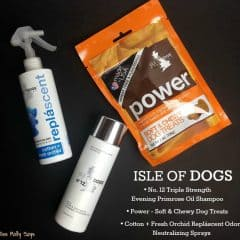 Isle of Dogs Grooming Products and Nutrient-Rich Treats for Beauty & Wellness Inside-Out! #Petpalooza2