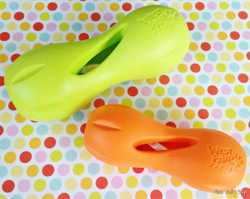QWIZL Dog Toy from West Paw Design Provides Fun Mental Stimulation