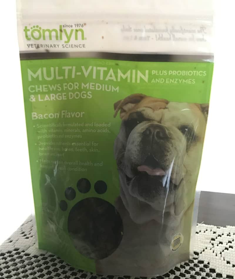 Tomlyn Multi-Vitamin Chews for Dogs