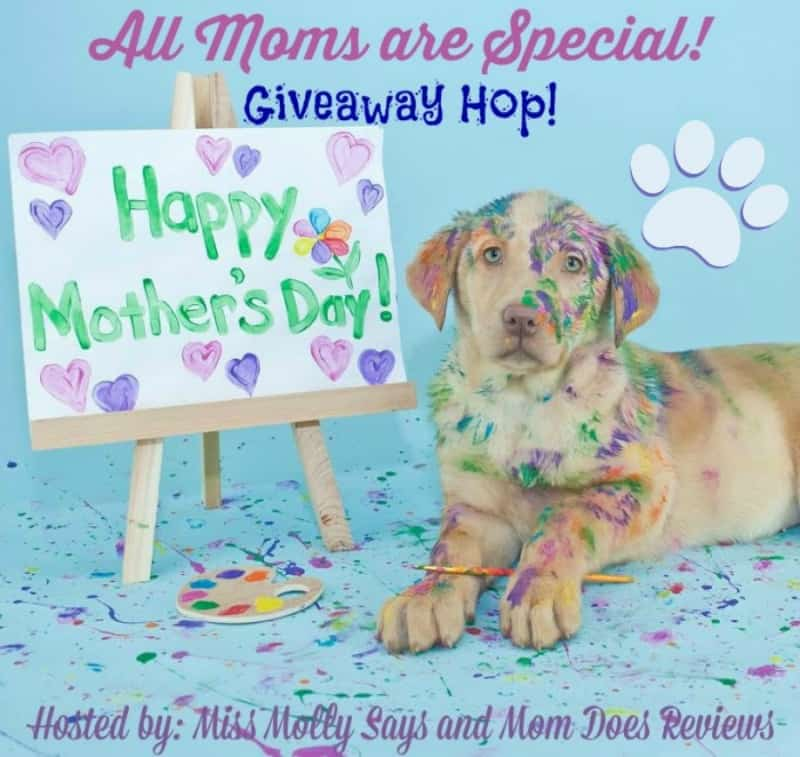 All Moms Are Special Giveaway Hop 2 button