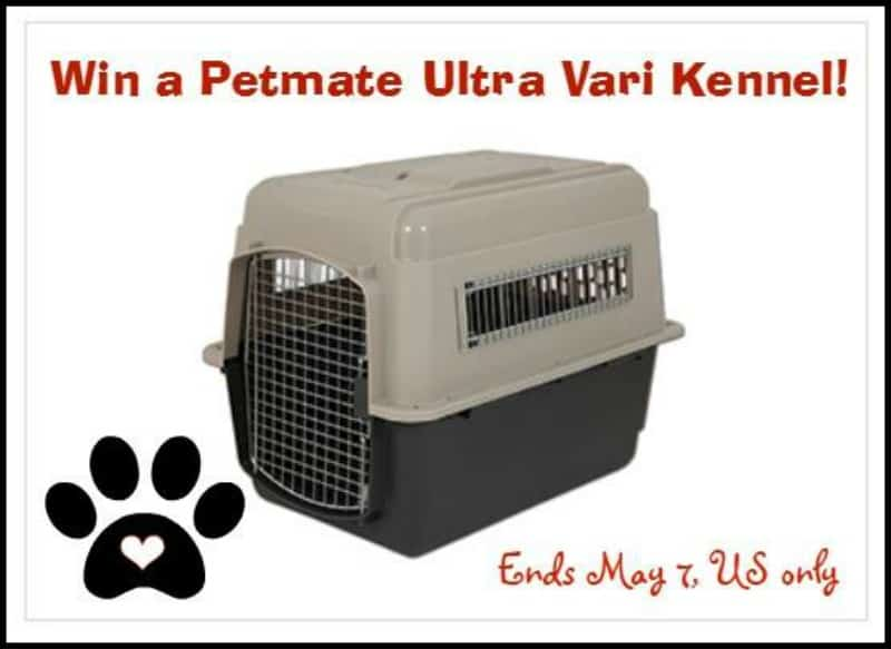 Petmate Earth Day Giveaway button