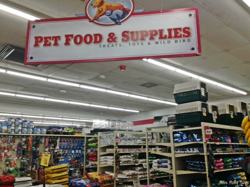 Tractor Supply Pet Products