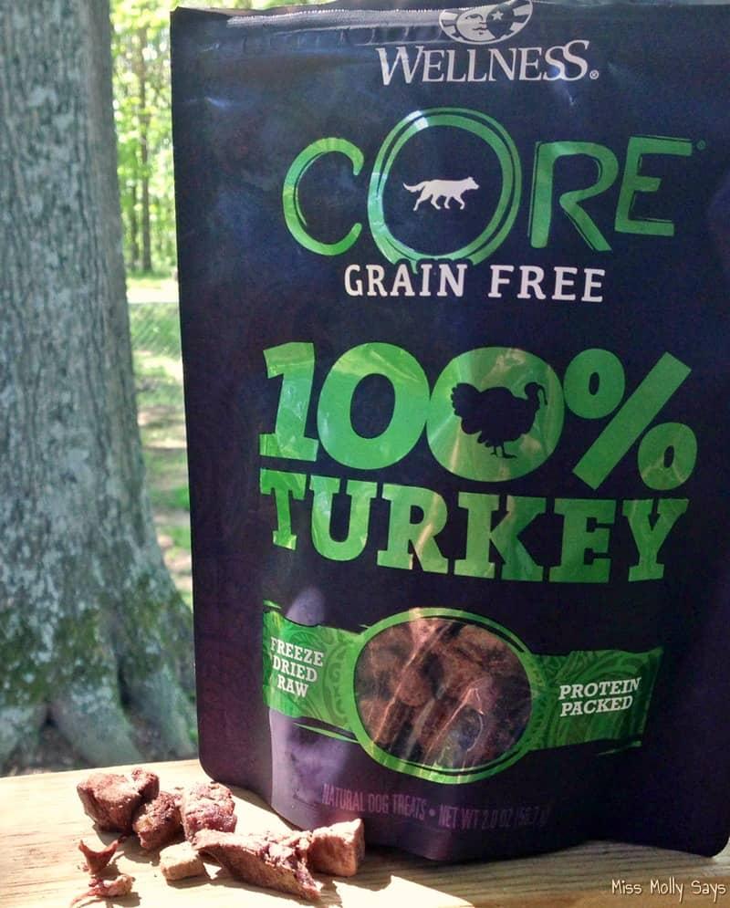Wellness CORE RawRev Grain Free Dog Food and Dog Treats