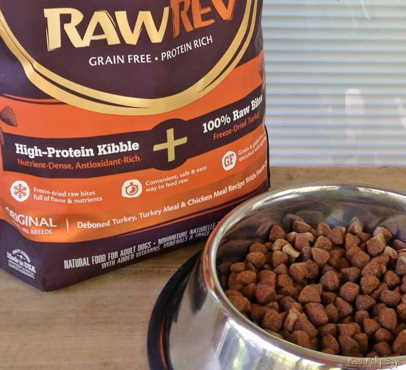 Wellness CORE RawRev Grain Free Dog Food