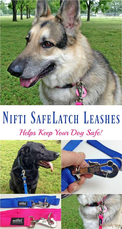 Nifti SafeLatch Leashes