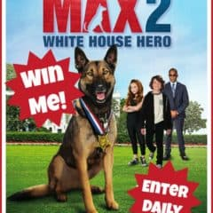 Win Max 2: White House Hero on Blu-ray! US Only Ends 6/2