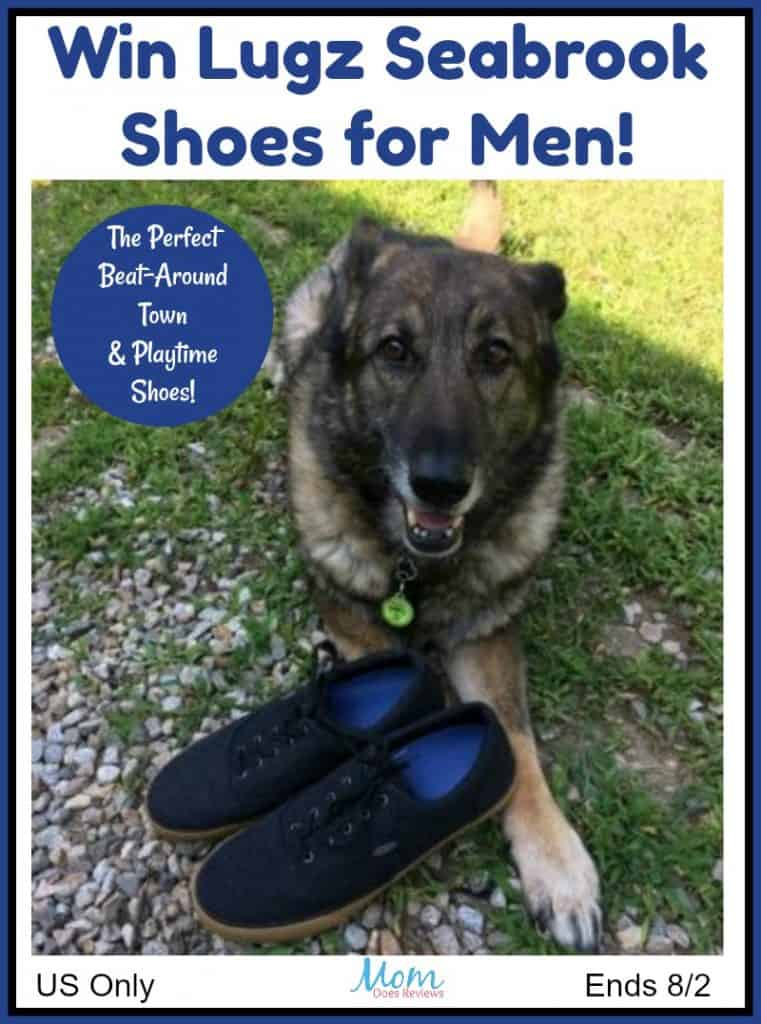 #Win Lugz Seabrook Shoes for Men! The Perfect Beat-Around Town and Playtime Shoes! US Only Ends 8/2