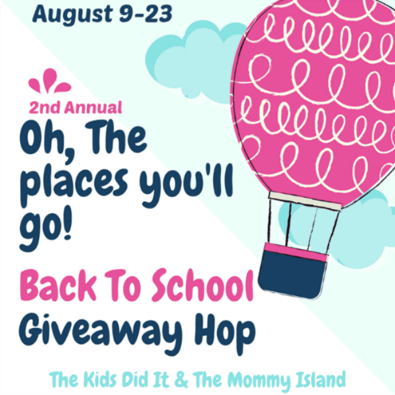 Oh, the Places You'll Go Giveaway Hop button