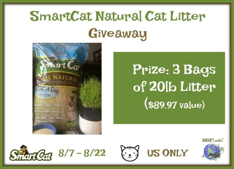 SmartCat Natural Cat Litter