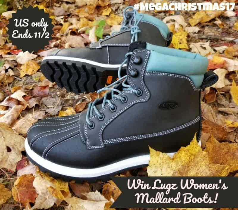95251bf9a42b84 Win Lugz Mallard Boots for Women!  MegaChristmas17 US Only Ends 11 2 ...