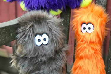 Rowdies Durable Plush Dog Toys from West Paw Provide Hours of Roughhousing Playtime