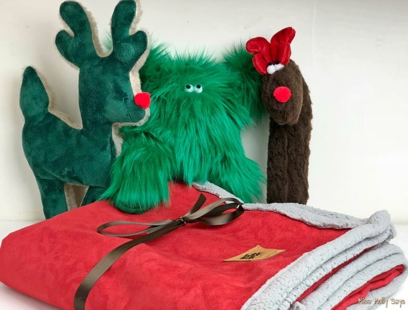 West Paw Holiday Toys and Blankets Make the Perfect Christmas Gifts for Pets