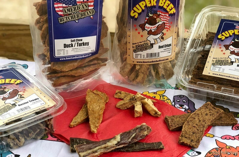 American Butcher Brand Dog Treats are Wholesome and Woofalicious! + a Pawsome Giveaway!