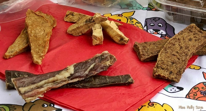 American Butcher Brand Dog Treats are Wholesome and Woofalicious!