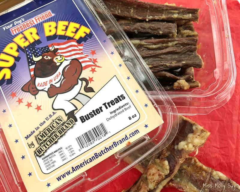 American Butcher Brand Buster Treats Dog Treats
