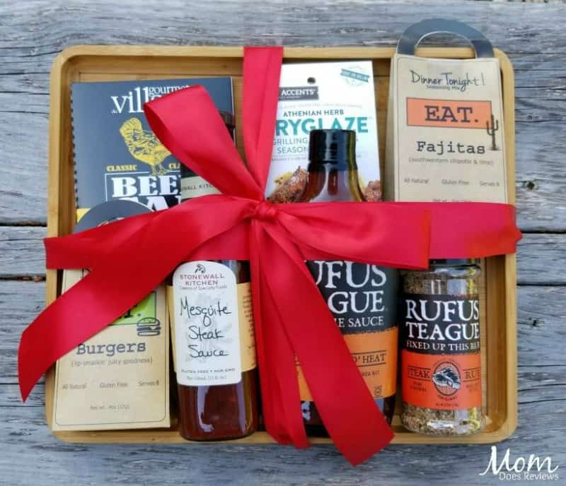 Barbecue Boss BBQ Gift Basket