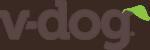 v-dog logo