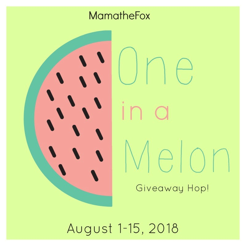 Once in a Melon Giveaway Hop button
