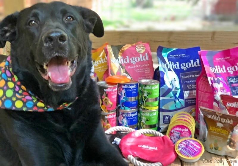 Solid Gold Holistic Pet Nutrition Keeps Your Pet Healthy & Happy