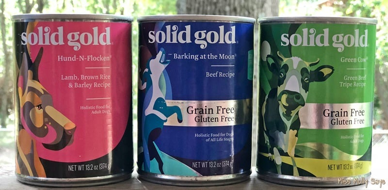 Solid Gold Wet (Canned) Dog Food