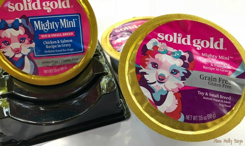 Solid Gold Mighty Mini Wet Food