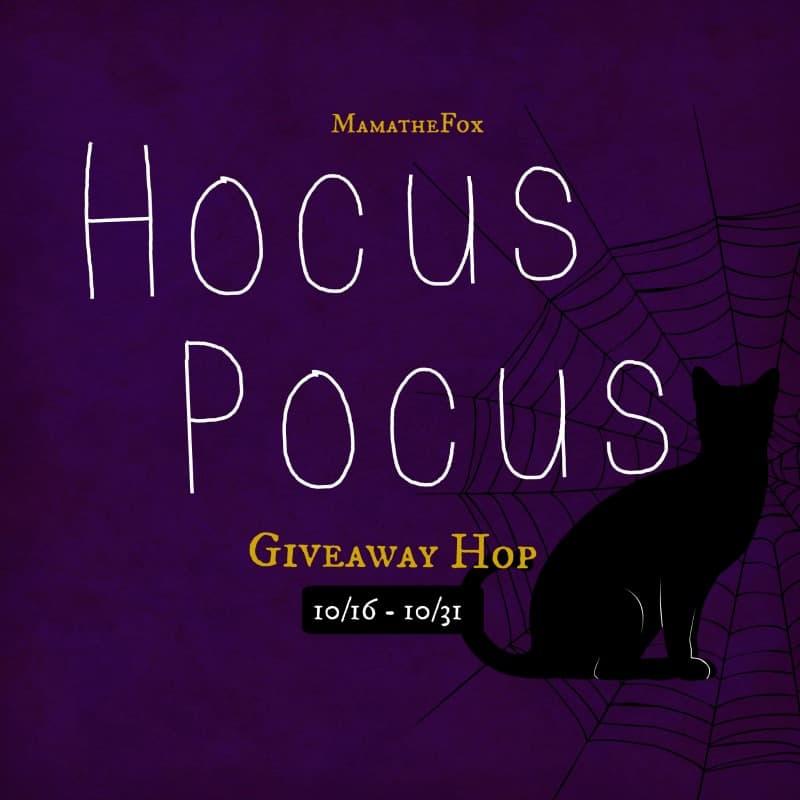 Hocus Pocus Giveaway