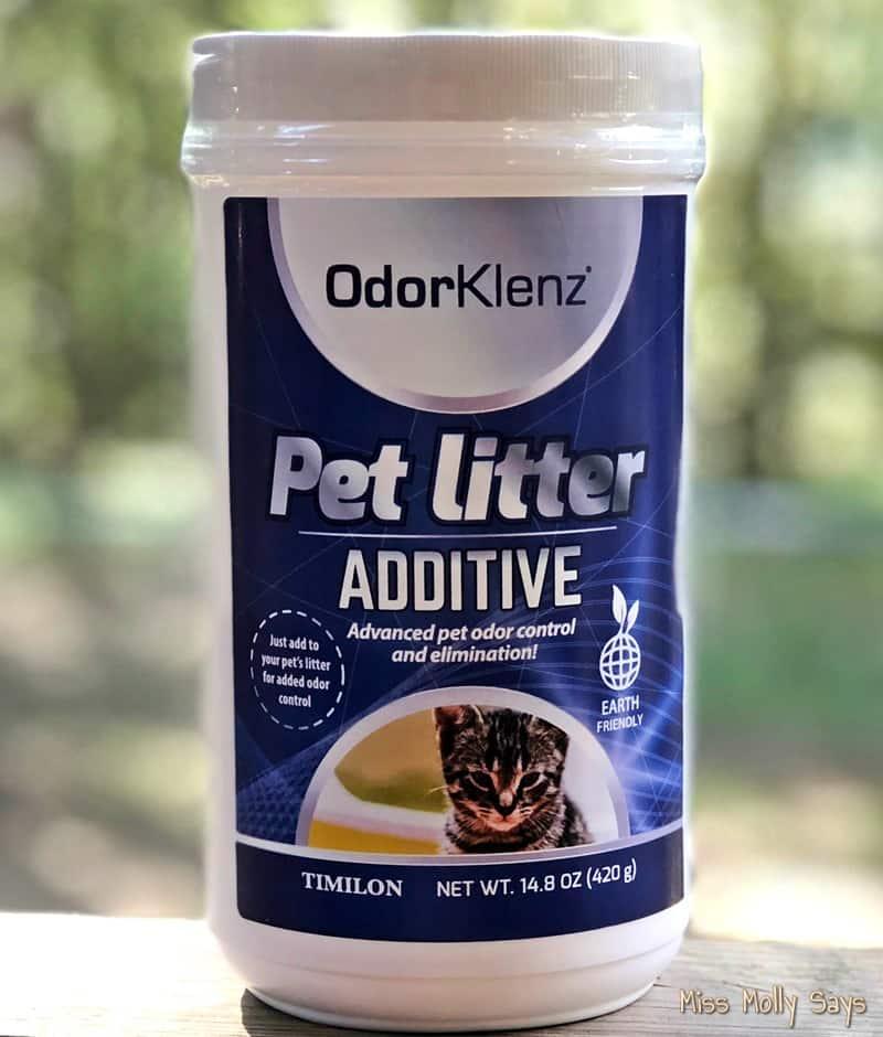 OdorKlenz Pet Litter Additive