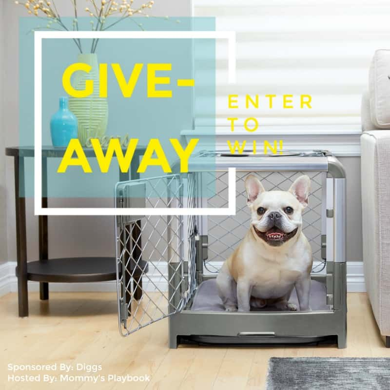 Win a Revol Pet Crate! US Only Ends 12/1