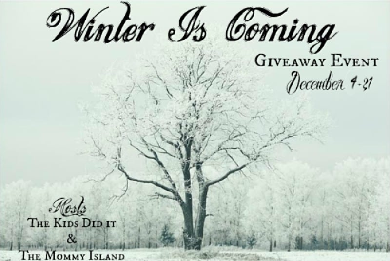 Winter is Coming Giveaway Hop