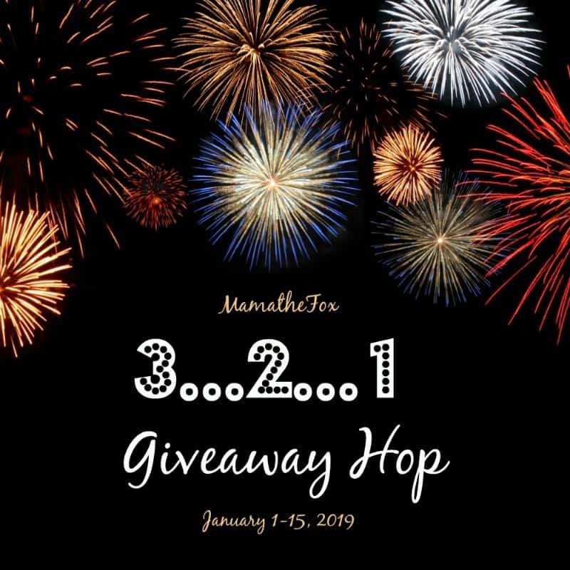 3...2...1 Giveaway Hop