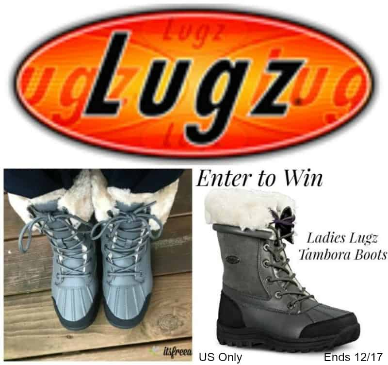 Win Lugz Ladies Tambora boots in choice of size/color! US Only Ends 12/17